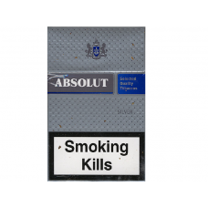 Absolut Silver