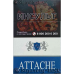 ATTACHE Blue King Size