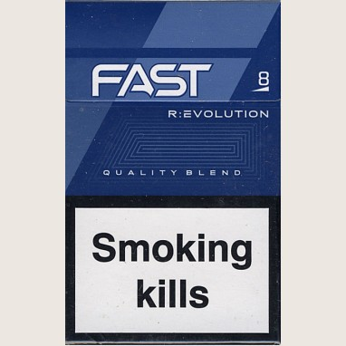 FAST 10 REVOLUTION RED QUALITY BLEND