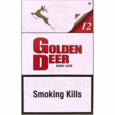 GOLDEN DEER RED