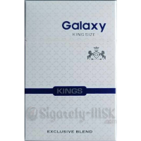 Galaxy Blue King Size