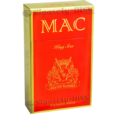 MAC - EXCLUSIVE BLEND KING SIZE