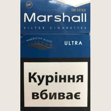 MARSHALL ULTRA BLUE