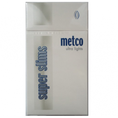 METCO SLIMS ULTRA LIGHTS