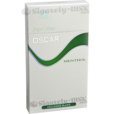 OSCAR - MENTHOL FLAVORED SUPER SLIM