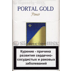 PORTAL GOLD 'KING-SIZE'