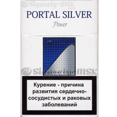 PORTAL SILVER Power  'KING-SIZE'
