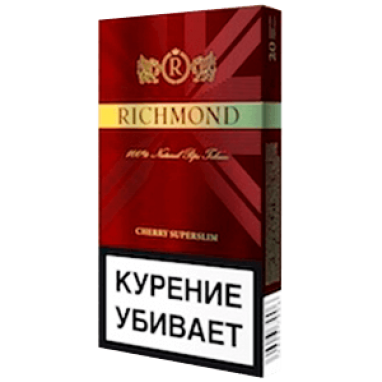 RICHMOND CHERRY SUPERSLIM