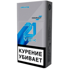 21 VEK COMPACT CHROME (21 ВЕК КОМПАКТ ХРОМ)