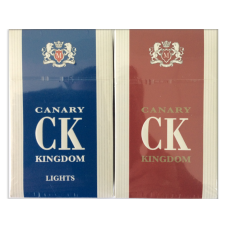 """CK RED, BLUE """"KING SIZE"""""""