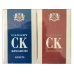 "CK RED, BLUE ""KING SIZE"""