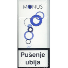 MONUS SUPER SLIM BLUE