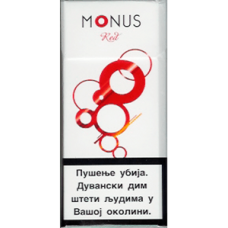 MONUS SUPER SLIM RED