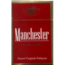 """MANCHESTER RED """"KING SIZE"""""""