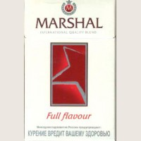 Marshal red