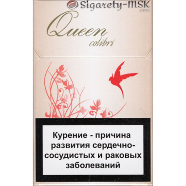 QUEEN SUPER SLIMS colibri